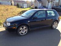 2003 Volkswagen GTI turbo Hatchback