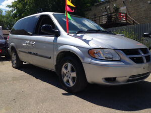 2007 Grand Caravan - Stow'n Go- only $3500 Saftied!!