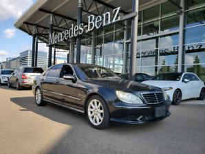2003 S55 AMG V8 Supercharged 493HP Loaded S Class