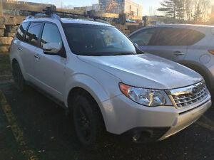 2013 Subaru Forester Touring 5 Speed