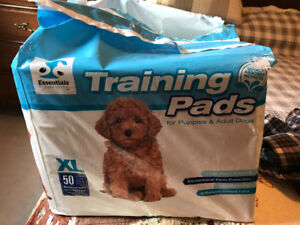 XL Puppy Training Pads