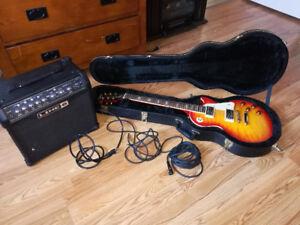 Les Paul Epiphone Electric Guitar