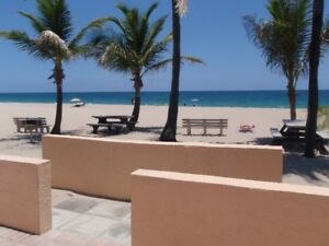 2 Bedroom Condo on the Beach in Pompano Beach, Florida