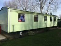 Static Caravan Nr Clacton-on-Sea Essex 3 Bedrooms 8 Berth ABI Arizona 2005