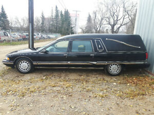 1995 Buick Roadmaster Hearse Ratrod project