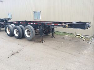 20 ft container chassis and SA dollies  London Ontario image 2
