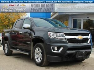 2017 Chevrolet Colorado LT | Heated Seats | Rear Vision Camera