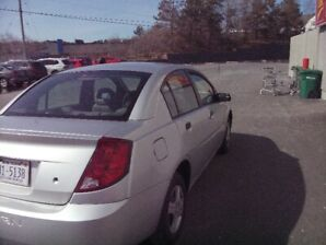 2005 Saturn ION 84000 kms