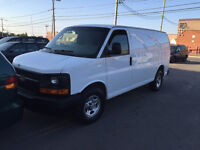 2007 Chevrolet Express  BAS MILAGE AUTOMATIC +AIR CLIM