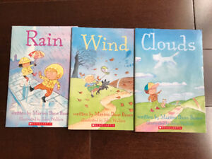 Kids Set of 3 Weather Ready-to-Reads