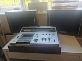 Sony CF-620 vintage stereo system