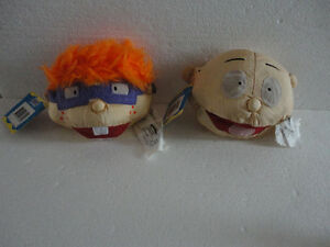 Brand new with tags set of 2 Rugrats stuffed plush toys London Ontario image 1