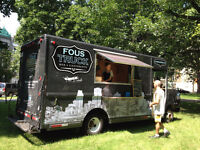 Great working food truck / Superbe foodtruck fonctionnel
