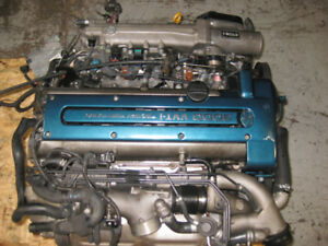 TOYOTA HONDA ACURA SUBARU NISSAN LOW MILEAGE ENGINE PARTS JDM