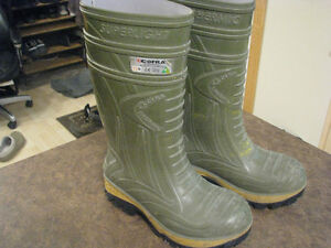 CONFRA Thermic superlight steel toe rubber boots