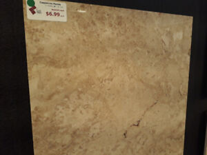 """Cappuccino Marble 24""""x 24"""" Tile..... 60% DISCOUNT"""