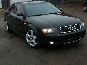 !@!@ 2005 Audi A4 1.8 TURBO clean title (active), certified !@!@