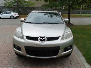 2007 Mazda CX-7 GT SUV, Crossover,AWD,LEATHER SEAT,