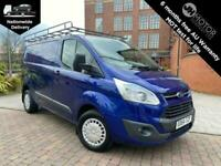 2014 Ford Transit Custom 2.2 290 TREND LR P/V Panel Van Diesel Manual