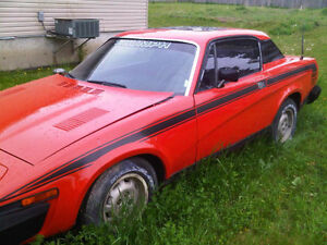 1979 Triumph Other Coupe (2 door)