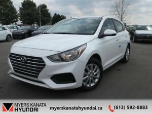 2019 Hyundai Accent Preferred AT  - $116.56 B/W