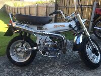 Skymax Pro 125 only 2 months old swap for car or motorcycle