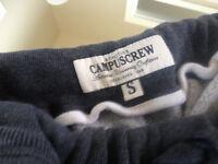 Campus Crew like new Sweat Pants men small