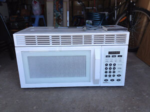 Over-the-range microwave (big size)