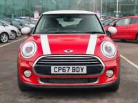 2017 MINI HATCHBACK 1.5 Cooper 3dr Hatchback Petrol Manual