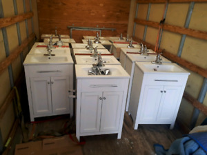 Bathroom sinks for sale 17pcs.