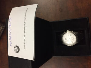 BMW watch never been worn new in box