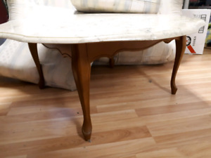 Antique Italian Marble Tables