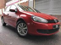 Volkswagen Golf 60 REG 1.6 TDI BlueMotion Tech DSG 5 door FSH, 2 OWNERS, £20 TAX