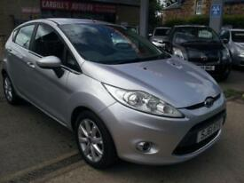 FORD FIESTA ZETEC 2011 Petrol Manual in Silver