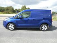 2016 16 FORD TRANSIT CONNECT 200 SWB LIMITED 1.6 TDCI 115PS DIESEL