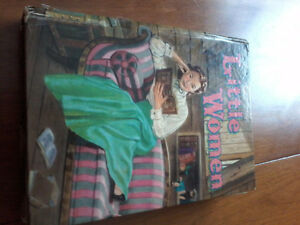 Little Women by Louisa May Alcott, Whitman Publishers 1955
