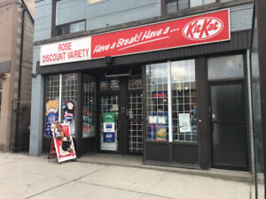 Very Good Convenience / Variety Store in Toronto for Sale