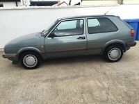 Mk2 Golf GTI 8v 3-door for sale