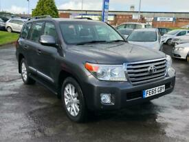 image for 2015 Toyota LAND CRUISER 4.5 D-4D V8 5dr Auto ESTATE Diesel Automatic