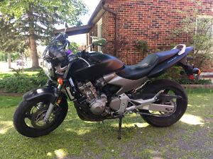 2004 Honda Hornet CB600F