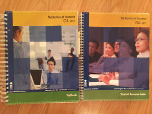 CIP Textbook: C16 - The Business of Insurance