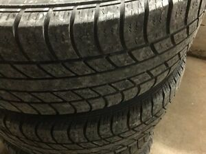 Ford rims and tires  Cornwall Ontario image 1