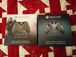 xbox one halo 5 controllers