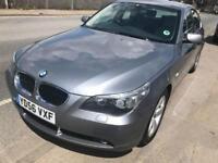 2006 56 BMW 5 SERIES 3.0 530D SE 4D AUTO 228 BHP DIESEL