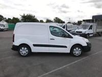Citroen Berlingo 1.6 Bluehdi 625Kg Lx 75Ps DIESEL MANUAL WHITE (2017)