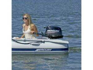 """4hp Mercury Outboard 4 Stroke """"Brand New With 6yrs Warranty"""" Coorparoo Brisbane South East Preview"""