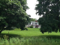 50 ACRE HOBBY FARM - 21370 GLEN ROBERTSON RD