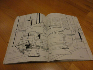 Star Wars Episode 1 Giant Coloring book London Ontario image 2