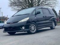 2005 Fresh Import Toyota Estima 2.4 Auto 8Seater MPV Guaranteed 68K Mileage Only
