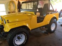CJ5 for sale